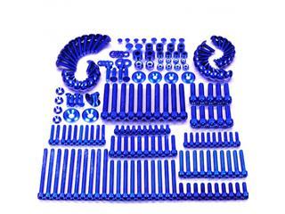 【PRO BOLT】螺絲套件 - 螺帽 - Pro-Bolt 墊片 藍色 鋁合金 200個一組【歐洲進口商品】 - 「Webike-摩托百貨」