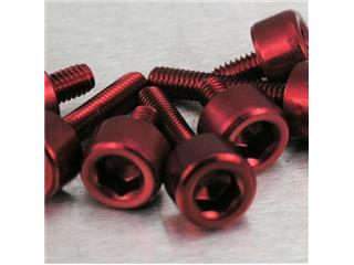 【PRO BOLT】內六角螺絲套件 Pro-Bolt 油箱 鋁合金 紅色 Honda 7個一組【歐洲進口商品】 - 「Webike-摩托百貨」