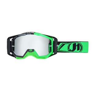 JUST1 ジャストワンJUST1 IRISH カーボン ゴーグル フルオグリーン【JUST1 Iris Carbone Goggle Fluo Green】【ヨーロッパ直輸入品】