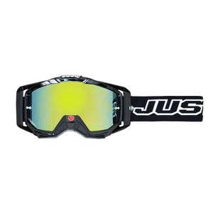 JUST1 ジャストワンJUST1 IRISH ゴーグル ソリッドブラック【JUST1 Iris Solid Goggle Black】【ヨーロッパ直輸入品】