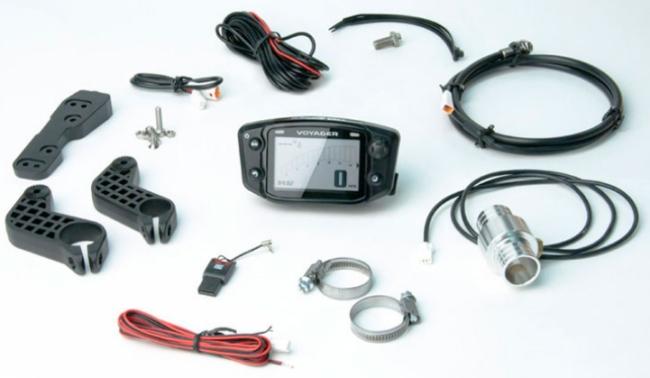 TrailTech トレイルテック:VOYAGER GPS デジタルメーターキット