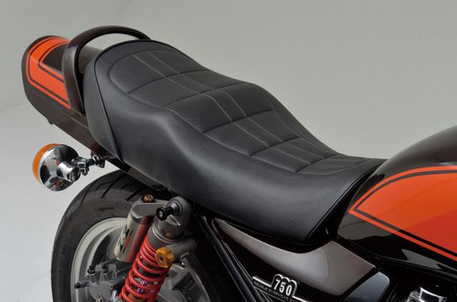 【DAYTONA】COZY坐墊【70s系列】Type RS - 「Webike-摩托百貨」