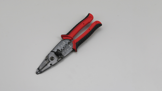 Crimped Pliers for Small Terminal