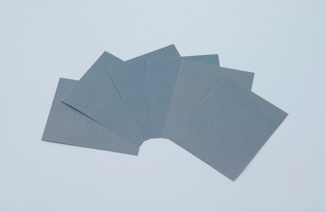 Waterproof Sandpaper Set [#800/1200/1500]