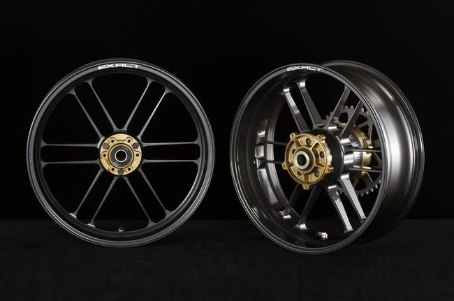 【ADVANTAGE】EXACT 全鍛造鎂合金輪框 - 「Webike-摩托百貨」