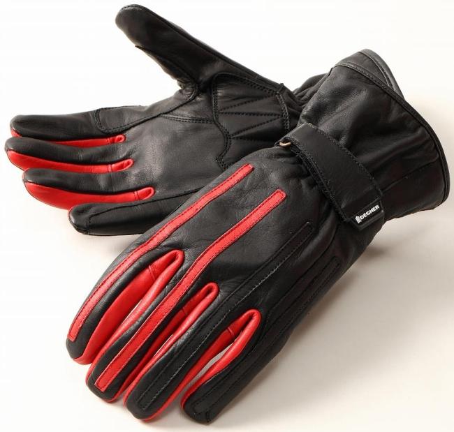 【DEGNER】旅行皮革手套 - 「Webike-摩托百貨」