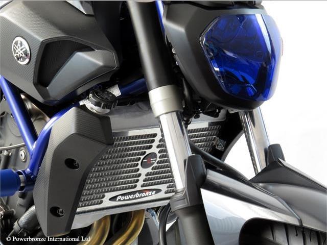 【ODAX】POWER BRONZE 散熱器(水箱)護罩/網 - 「Webike-摩托百貨」