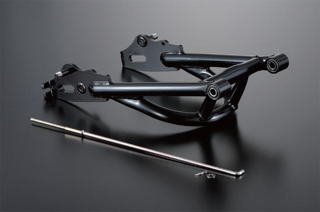 【SHIFT UP】6cm長鋼製搖臂(附穩定器) - 「Webike-摩托百貨」