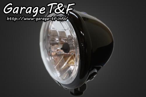 【Garage T&F】4.5inch Beets大燈BK - 「Webike-摩托百貨」
