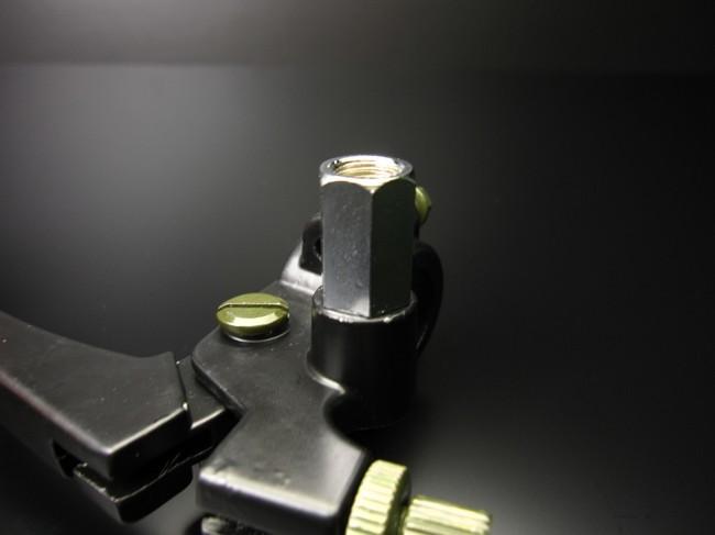 【MINIMOTO】後視鏡轉接器 M8(逆牙)→M8(正牙) - 「Webike-摩托百貨」