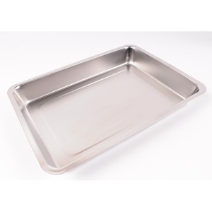 Stainless Steel Parts Tray (Large) Webike Garage
