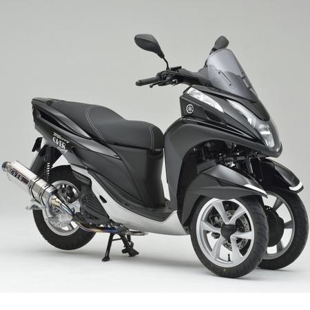 【OVER】TT-Formula 全鈦合金全段排氣管 - 「Webike-摩托百貨」