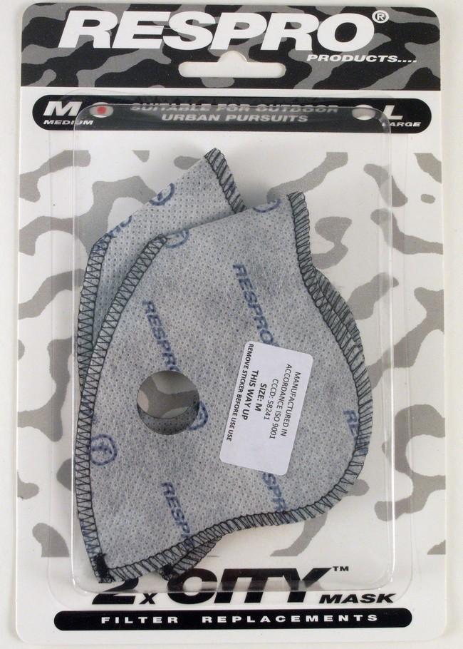 【RESPRO】DACC閥型口罩濾心 - 「Webike-摩托百貨」