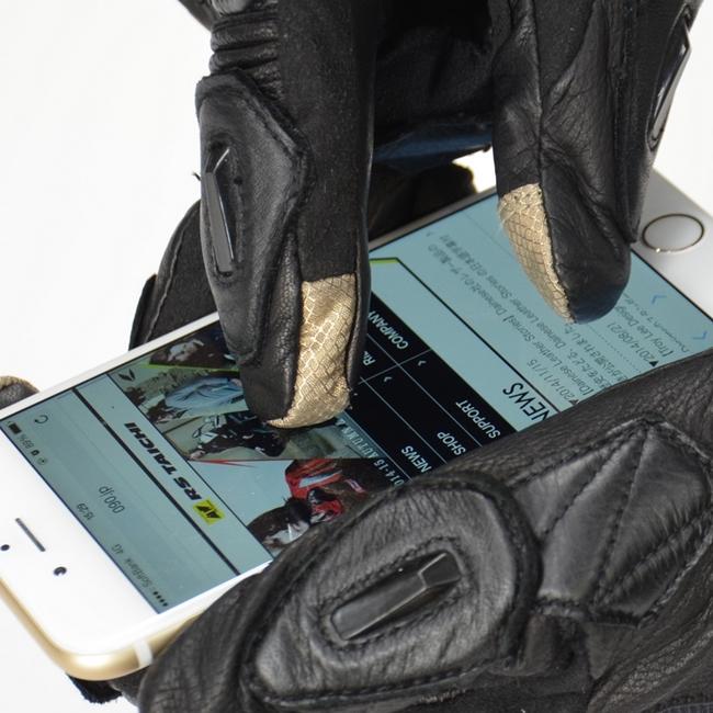 【RS TAICHI】Raptor皮革手套 - 「Webike-摩托百貨」