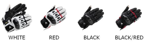 【RS TAICHI】Armed 皮革網格手套 - 「Webike-摩托百貨」