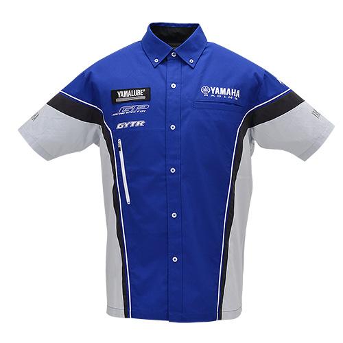 YRB04 YAMAHA Racing Pit Shirt