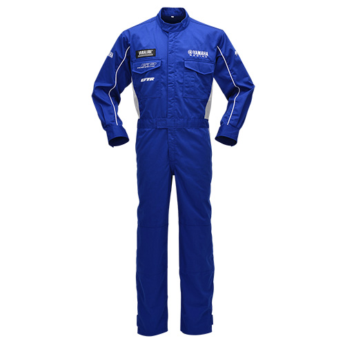 YRM10 YAMAHA Racing Mechanic Suit (Long Sleeve)