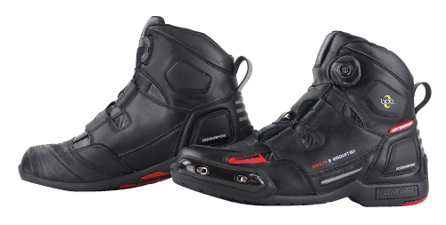 BK-076 Waterproof Protect Boa Riding Shoes Sport