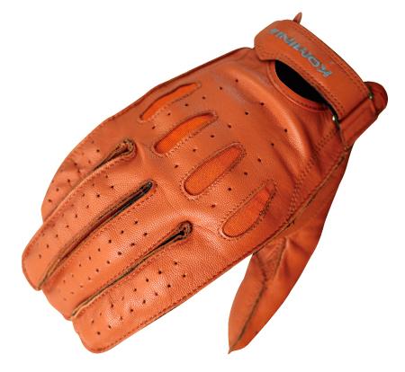 GK-161 Vintage Short Leather Gloves