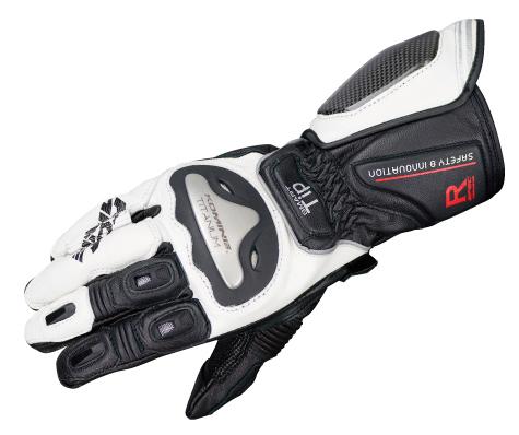 GK-169 Titanium Racing Gloves - JULIUS KOMINE