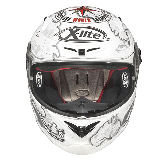 【NOLAN】X-LITE X802R C.Checa安全帽 - 「Webike-摩托百貨」