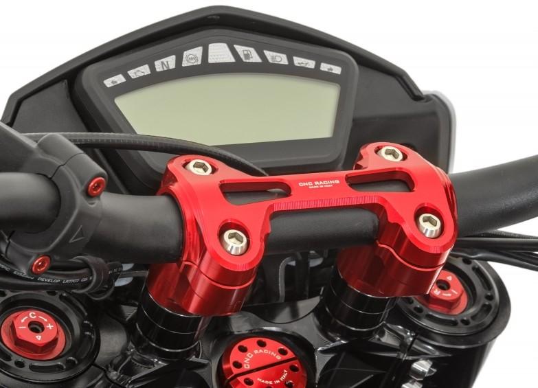 【CNC Racing】把手固定座完整套件 - 「Webike-摩托百貨」