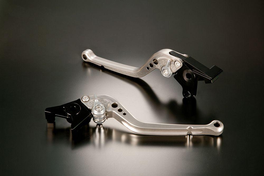 【U-KANAYA】Long Normal Type鋁合金切削加工拉桿組[LIGHTNING XB9S 03-09専用] - 「Webike-摩托百貨」