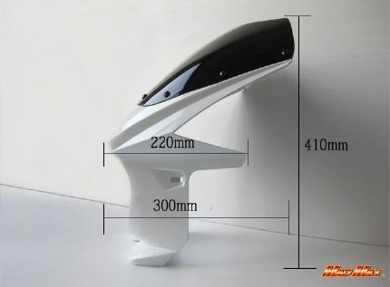 MADMAX マッドマックス:Φ180 汎用ビキニカウル