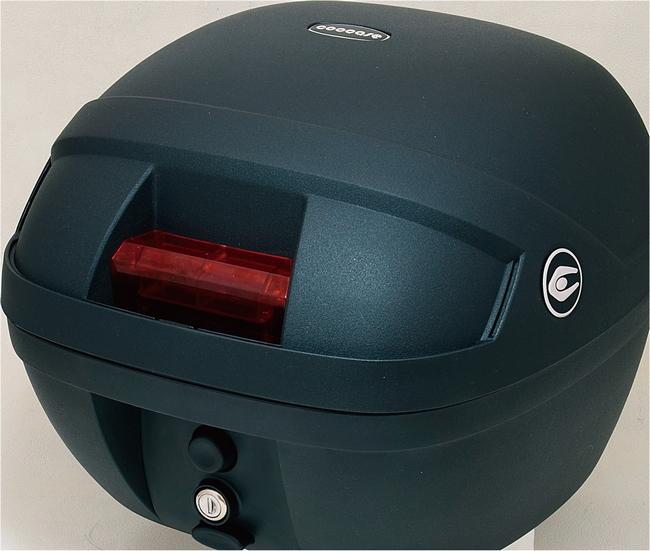 【COOCASE】2輪車用後行李箱S30 Business 30L - 「Webike-摩托百貨」
