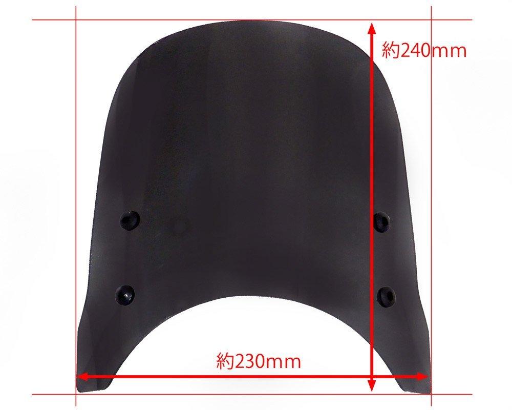 【World Walk】通用儀錶風鏡 WS-01M( clear) 附方向燈安裝皮帶 - 「Webike-摩托百貨」