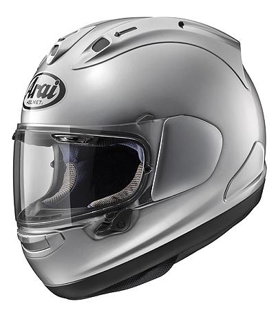 RX-7X 亮銀色 全罩式安全帽