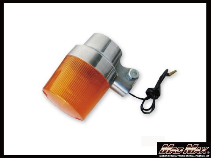 【MADMAX】通用圓型 European 方向燈 - 「Webike-摩托百貨」