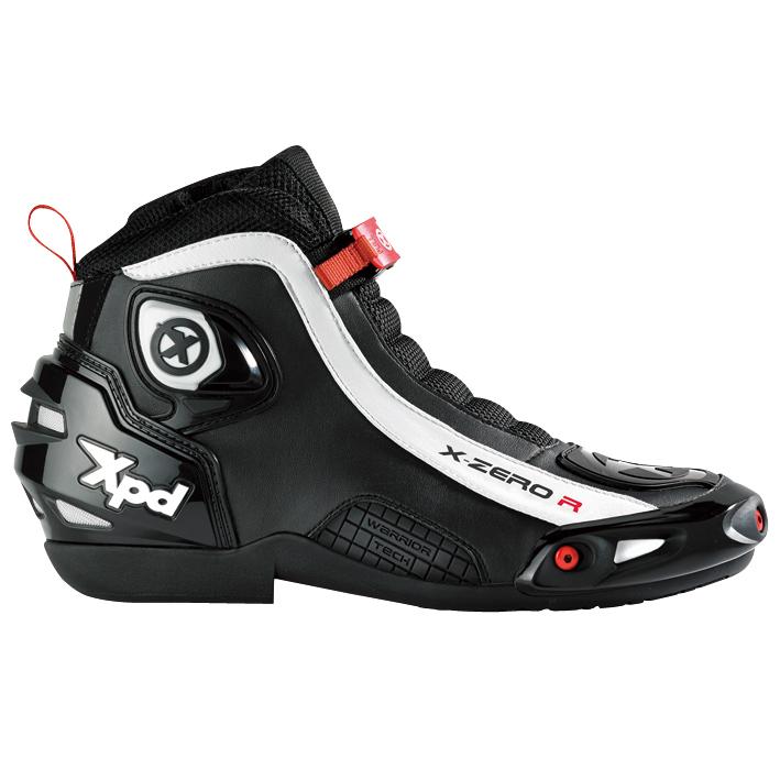 【XPD】X-ZERO R 車靴(黑) - 「Webike-摩托百貨」