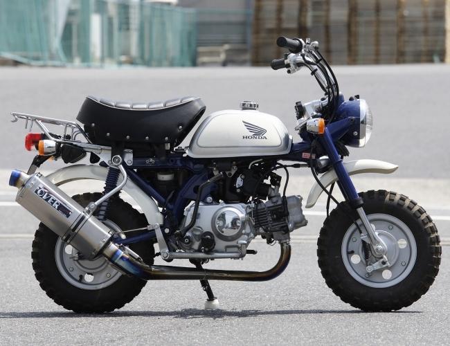 【OVER】TT-Formula 鈦合金消音器 - 「Webike-摩托百貨」