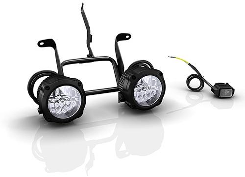 【YAMAHA】LED霧燈 MT-09 TRACER - 「Webike-摩托百貨」