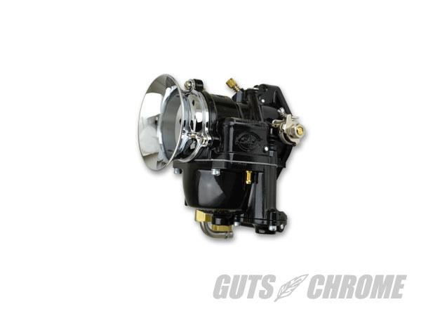 【GUTS CHROME】短 喇叭口 E化油器用 - 「Webike-摩托百貨」