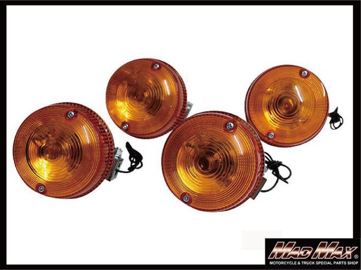 【MADMAX】橘色方向燈 - 「Webike-摩托百貨」