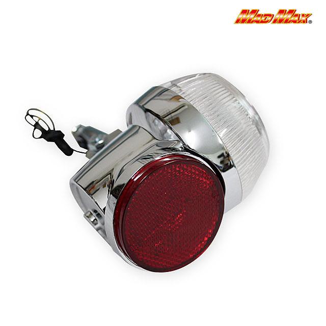 【MADMAX】透明方向燈 - 「Webike-摩托百貨」