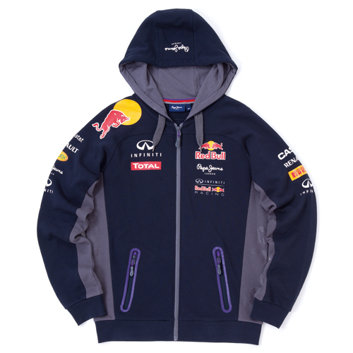 【Motorimoda】【Red Bull】 OTL Hoodie Sweat 連帽外套 - 「Webike-摩托百貨」