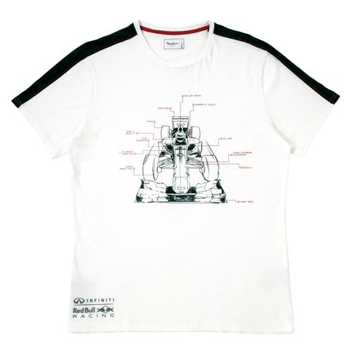 【Motorimoda】【Red Bull】Transmission T恤 - 「Webike-摩托百貨」