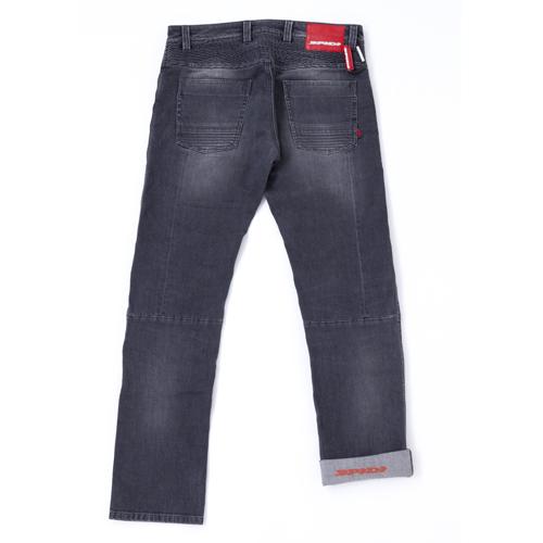 【Motorimoda】【SPIDI DENIM】 808 黑 復古牛仔褲 3D - 「Webike-摩托百貨」