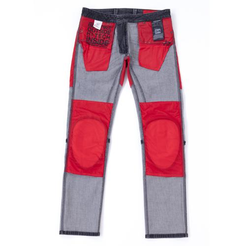 【Motorimoda】【SPIDI DENIM】 807 藍 丹寧牛仔褲 - 「Webike-摩托百貨」