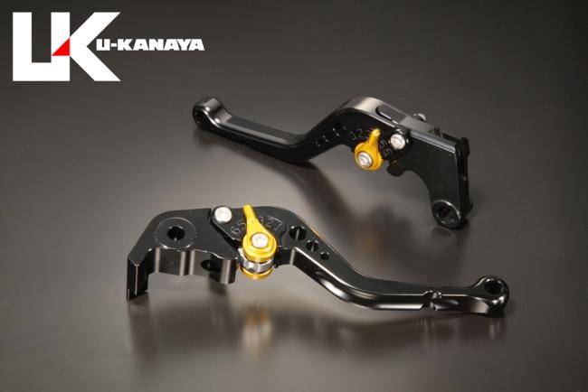【U-KANAYA】一般型短鋁合金切削加工拉桿組 (YZF-R1 09-) - 「Webike-摩托百貨」