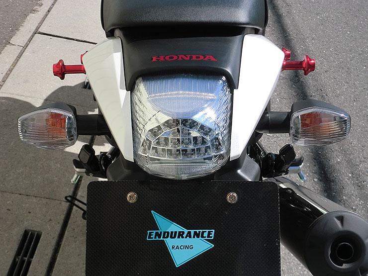 【ENDURANCE】透明方向燈燈殼組 - 「Webike-摩托百貨」