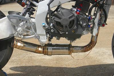 【NECTO】G.A.O.Racing 全段排氣管 - 「Webike-摩托百貨」