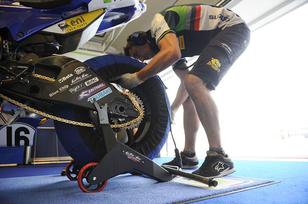【Valter Moto Components】競賽用駐車架  Professional - 「Webike-摩托百貨」