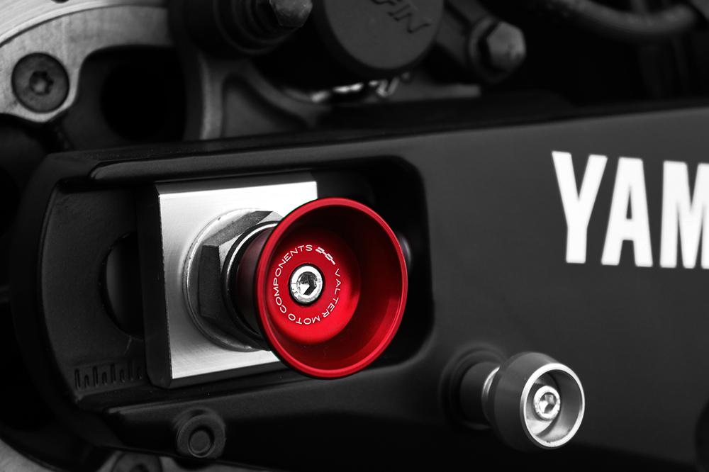 【Valter Moto Components】輪軸用滑行塊(防倒球) - 「Webike-摩托百貨」