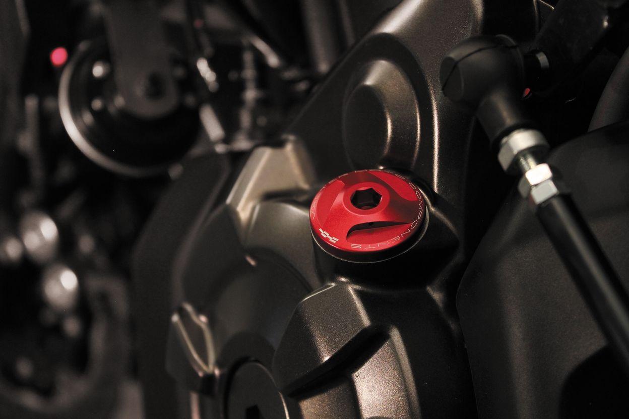 【Valter Moto Components】機油濾清器蓋 - 「Webike-摩托百貨」