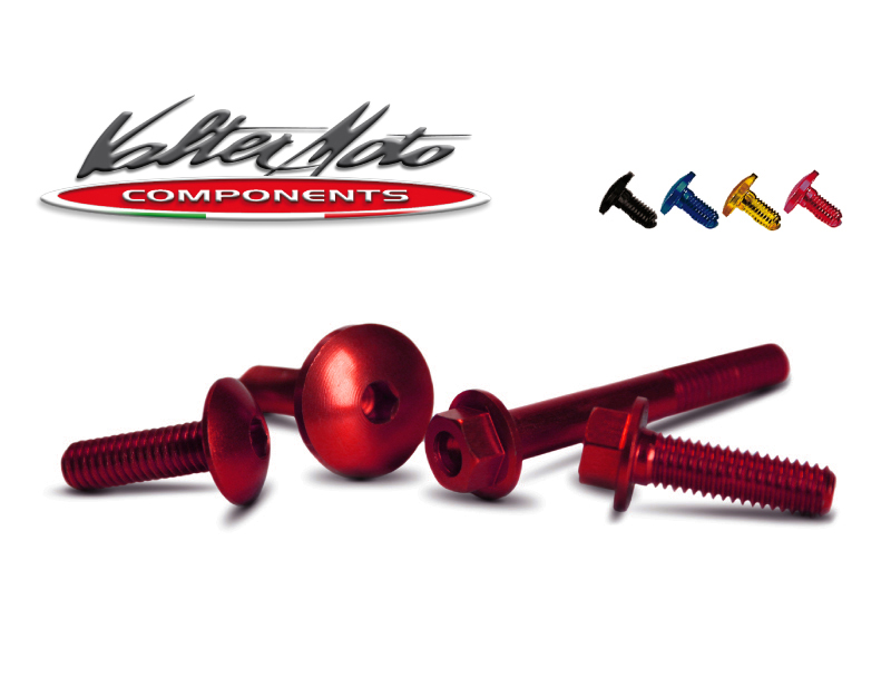 【Valter Moto Components】整流罩螺絲 - 「Webike-摩托百貨」