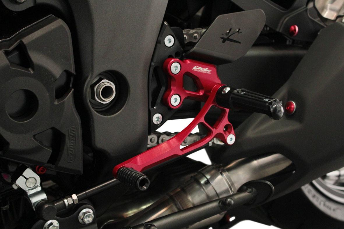 【Valter Moto Components】腳踏後移套件 Type 2.5 - 「Webike-摩托百貨」